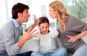 Los hijos del divorcio